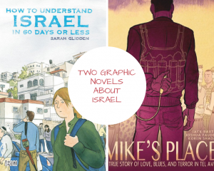 Graphic Novels about Israel