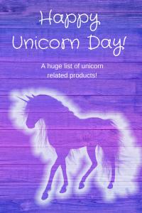 Unicorn themed gifts