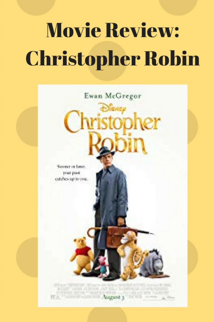 Christopher Robin movie