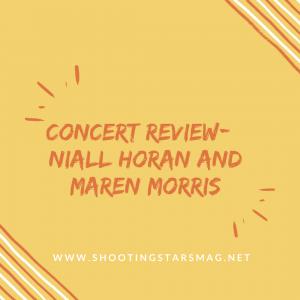 Niall Horan and Maren Morris