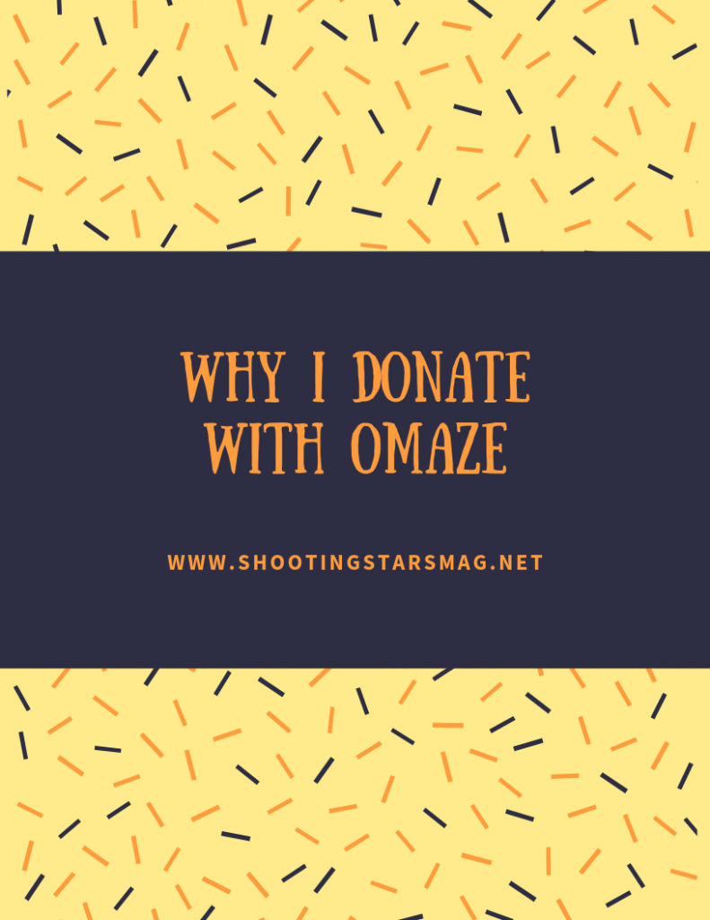 donate with Omaze