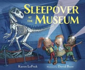 sleepover at the musem