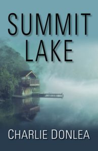 mystery book, Summit Lake