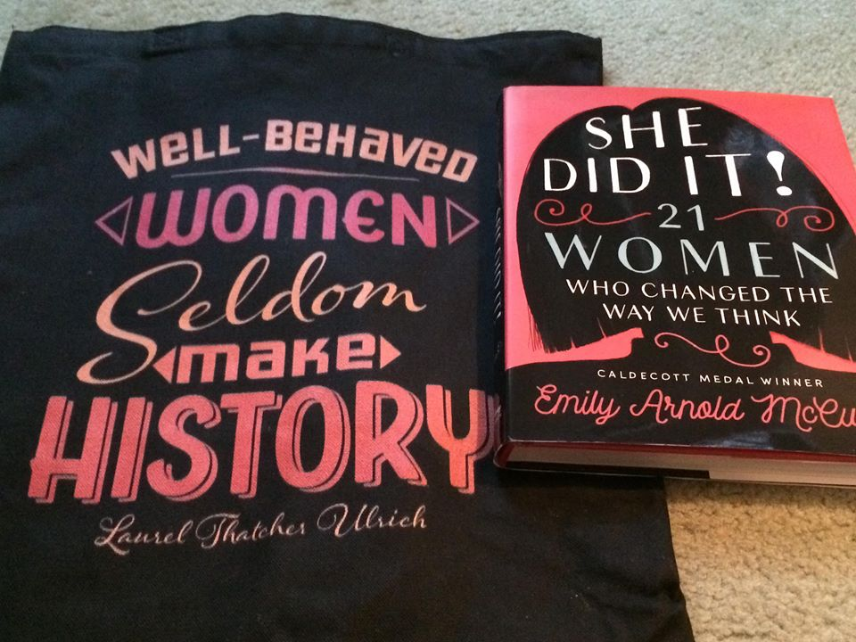 women of history book