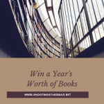 Win a Year's Worth of Books (8/31)