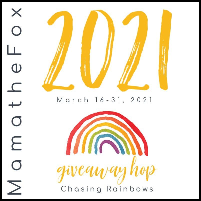 Chasing Rainbows Giveaway Hop: $15 Amazon GC (U.S. and Canada)